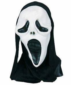 Lier - Carnaval - Halloween - griezelen - filmpersonage - scream - mask - geest - schreeuw