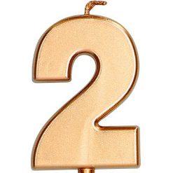 Verjaardagskaars - Jarig - feest - goud - taarttopper - caketopper - feestversiering - decoratie - Lier