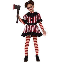 Halloween kostuum - Lier - verkleedkostuums - verkleedkledij kinderen - clown - horror - griezelen