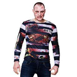 Halloween kostuum - Lier - verkleedkostuums - verkleedkledij volwassenen - griezelen - geest - horror - prisoner - beenderen