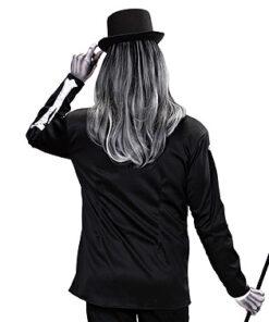 Halloween kostuum - Lier - verkleedkostuums - verkleedkledij volwassenen - griezelen - schedel - skull - skelet - geraamte