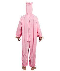 Carnaval kostuum kind - Lier - verkleedkledij kinderen - dieren - onesie - tiener - varken - pig - peppa big - krulstaart