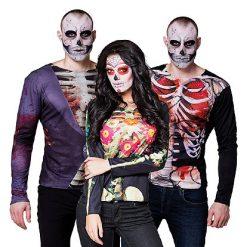 Halloween kostuum - Lier - verkleedkostuum - verkleedkledij volwassenen - skull - day off the dead - dia de los muertos - skelet