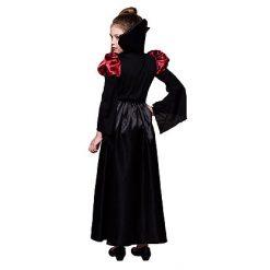 Halloween kostuum - Lier - verkleedkostuums - verkleedkledij kinderen - griezelen - vampirella - renaissance