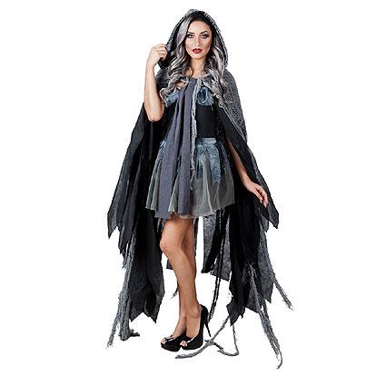 Halloween kostuum - Lier - verkleedkostuums - verkleedkledij volwassenen - griezelen - voodoo - day off the dead - somberheid