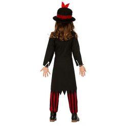 Halloween kostuum - Lier - verkleedkostuum - verkleedkledij kinderen - griezelen - voodoo - schedel - skull