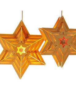 Lier - workshop - geschenk - knutselen - schilderen - creatief met kinderen - kerstcadeau - lichtgevende ster - lamp