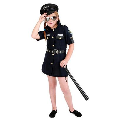 Carnaval kostuum kind - Lier - beroep - verkleedkledij kinderen - thema politie - cop - fbi - police - handboeien