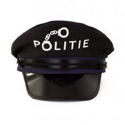Carnaval kostuum kind - Lier - beroep - verkleedkledij kinderen - thema politie - cop - fbi - police - kepie