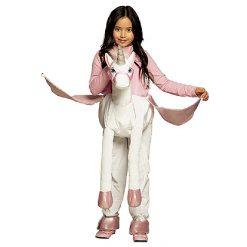 Carnaval kostuum kind - Lier - verkleedkledij kinderen - funny - dieren - eenhoornpak - gedragen door eenhoorn kostuum - tiener
