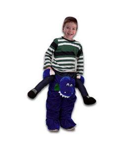 Lier - instapkostuum - funny - Carnaval kostuum kind - verkleedkledij kinderen - monster - draak