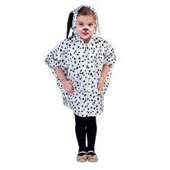 Carnaval kostuum kind - Lier - verkleedkledij kinderen - dieren - cape - peuter - kleuter - baby - 101 dalmatiërs - Disney