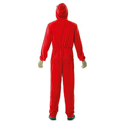 La Casa de Papel - officiële verkleedkostuum - netflix serie - dieven - overvaller - jumpsuit - Lier - verkleedpak tieners