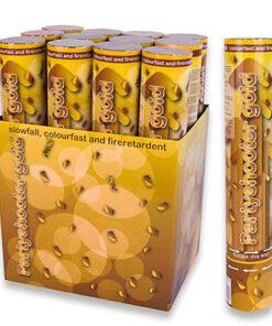 Lier - Verjaardag - Nieuwjaar - Huwelijk - Kerstmis - party kanon - confetti kanon - shooter - gouden snippers - jubileum