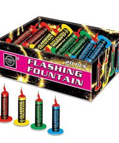 Lier - Verjaardag - Nieuwjaar - Huwelijk - Kerstmis - gekleurde fontein - vuurwerk - afschieten