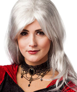Halloween accessoires - Lier - sieraad - sieraden - carnaval - vampieren - heksen - ketting - halsketting - burlesque - renaissance