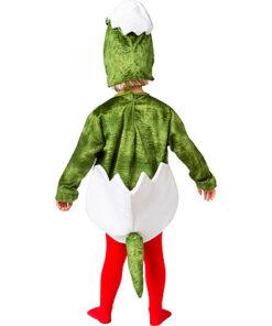 Carnaval kostuum kind - Lier - verkleedkledij kinderen - funny - dieren - dinopak - dinosaurus - Halloween - dino ei - draak