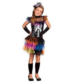 Halloween kostuum - Lier - verkleedkostuums - verkleedkledij kinderen - griezelen - schedel - skull - geraamte
