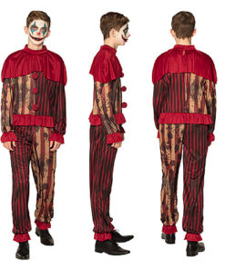 Halloween kostuum - Lier - verkleedkostuums - verkleedkledij tieners - clown - horror - griezelen