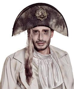 Halloween - Lier - griezel - geest - ghost - Carnaval - spook - spoken - piraten - kapitein - geesten - piratenboot - themafeest