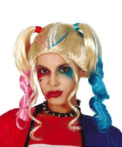 Fun-Shop - Lier - Carnaval - Halloween - Disney - Superheld - DC Comics - Batman - Super Heroes - Joker - Harlekijn - quinzel