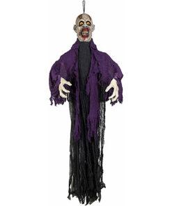 Halloween Decoratie - Lier - bewegende decoratie - griezel - decor - decoratie - zombie - Fun-Shop - Carnaval - sprekend decor