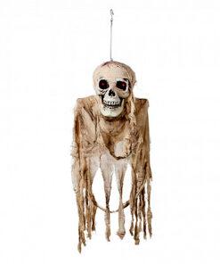 Halloween Decoratie - Lier - bewegende decoratie - griezel - decor - decoratie - schedel - Fun-Shop - Carnaval - sprekend decor