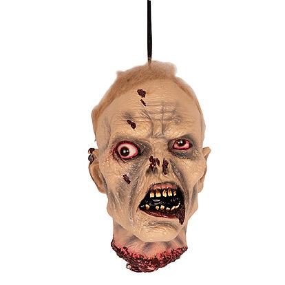 Halloween accessoires - Lier - decoratie - versiering - afgehakte kop - griezelig - zombie - carnaval