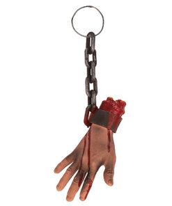 Halloween Decoratie - Lier - Halloween versiering - decor - afgehakte hand - demon - griezelig - wanddecoratie - tafelaankleding